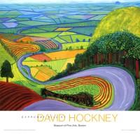 David Hockney Open Edition Prints